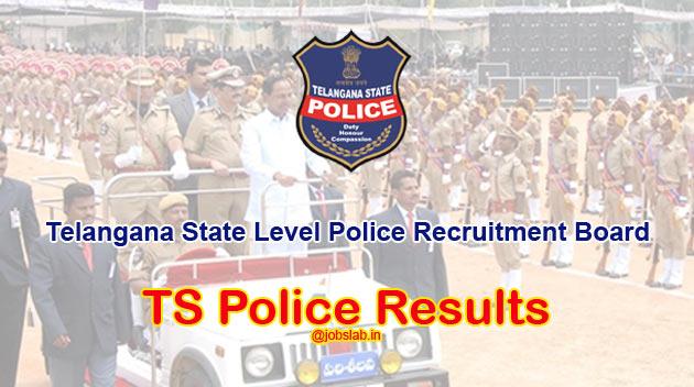 TSLPRB Result 2016 Check TS Police Constable SI Prelim Result, Merit List, Cut Off