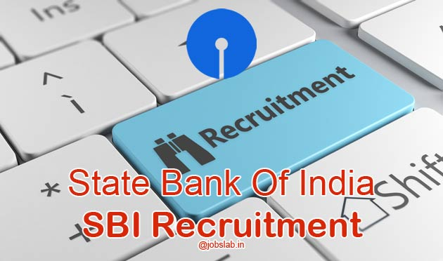 SBI Recruitment 2016 - SBI Online Vacancy Details