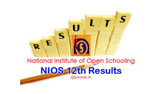 NIOS 12th Result 2016 Check Open Schooling 12th Class Results