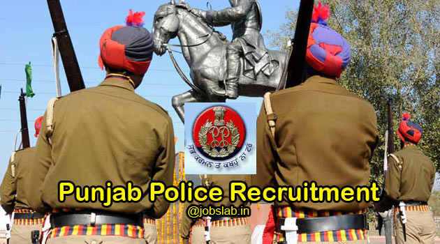 Punjab Police Recruitment 2016 Apply Online for 1155 Intelligence Asst & SI Posts