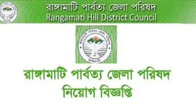 Photo of Rangamati Hill District Council Job Circular 2019