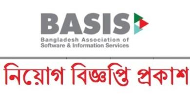 Photo of Bangladesh Association of Software and Information Services (BASIS) Job Circular 2019