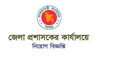 Photo of District Council Office Job Circular 2019