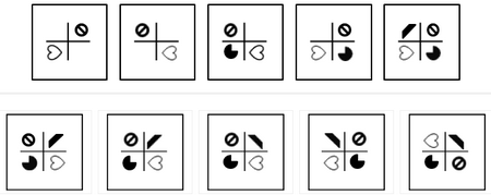 PRACTICE TESTS FOR DIAGRAMMATIC AND ABSTRACT REASONING