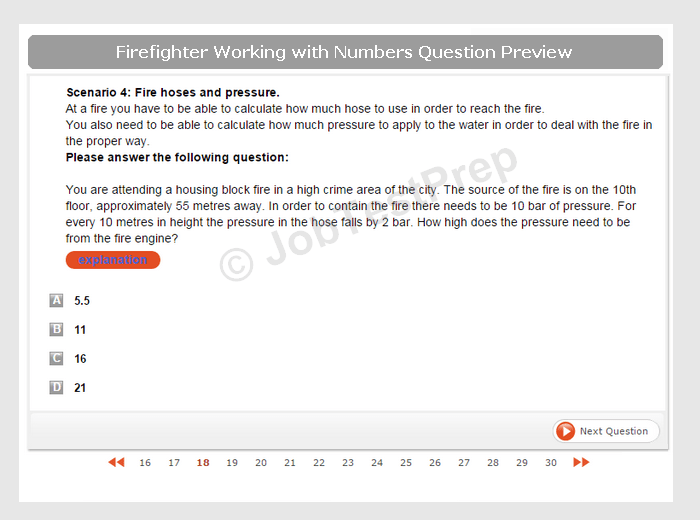 How To Become A Firefighter The Application Form