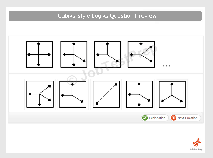 Cubiks Logiks Abstract Reasoning Test Preparation