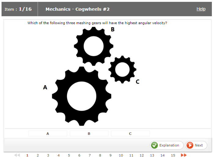Differential Aptitude Tests (DAT) Online Practice