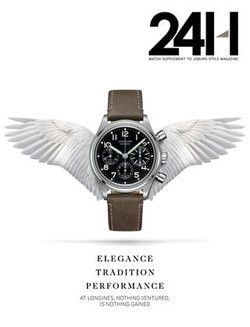 Joburg Style 24H Issue 9 all about luxury watches