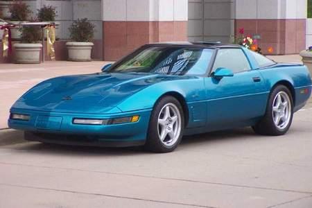 corvette c4 zr1