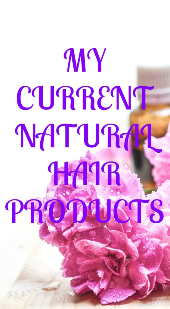 My Current Must Have Makeup Palettes: MY CURRENT NATURAL HAIR PRODUCTS