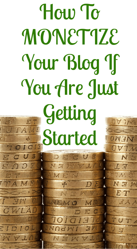 hoe to monetize your blog