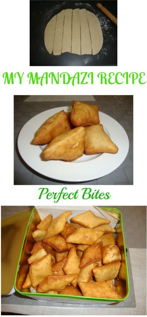 my mandazi recipe