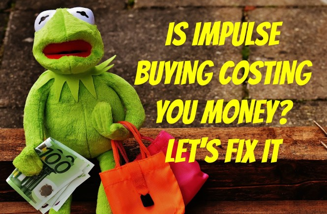 is impulse buying costing you money? let's fix it