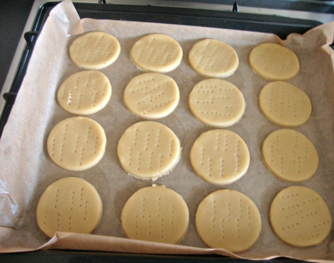 a simple basic biscuit recipe