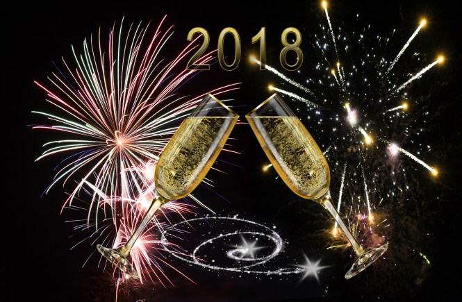 WISHING YOU ALL THE BEST IN 2018