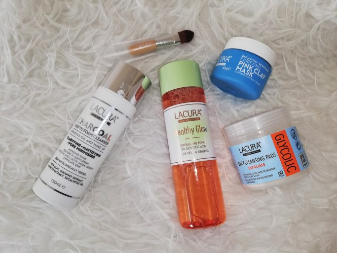 loving the aldi lacura skincare products and why you should too