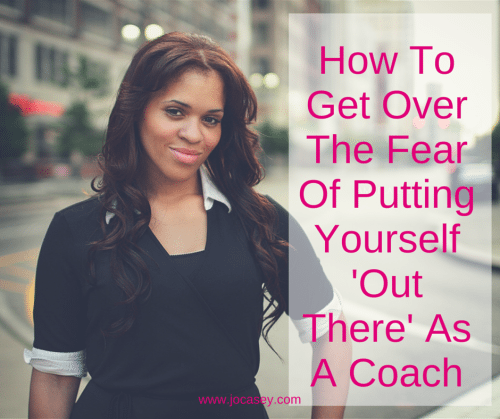 How To Get Over The Fear Of Putting