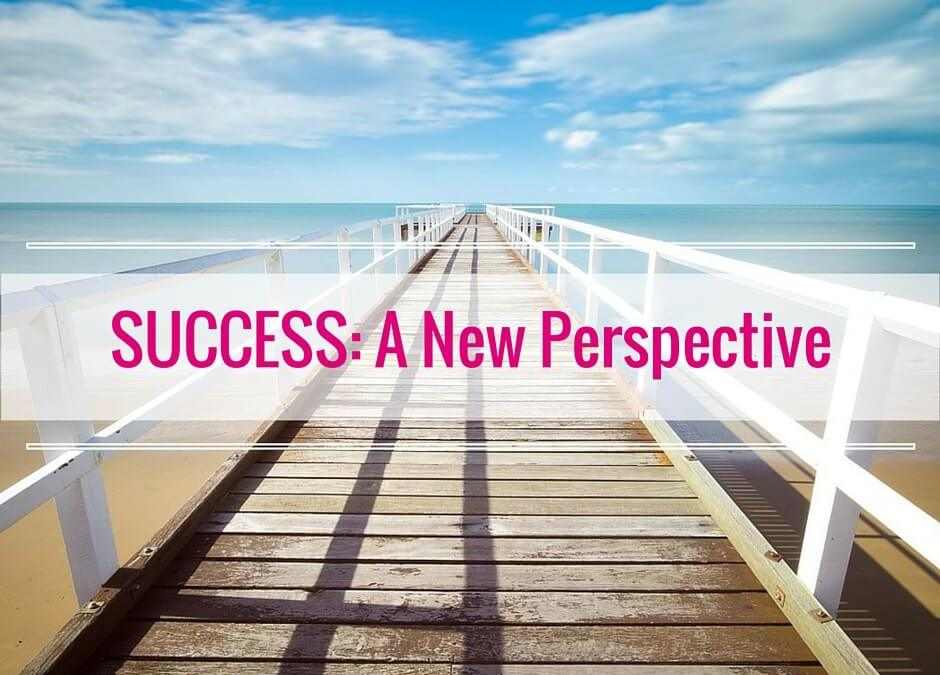 SUCCESS- A new Perspective