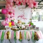 Balloon Organic Garland Decoration