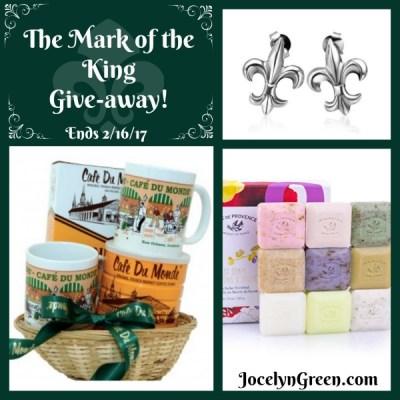 Jocelyn Green's giveaway