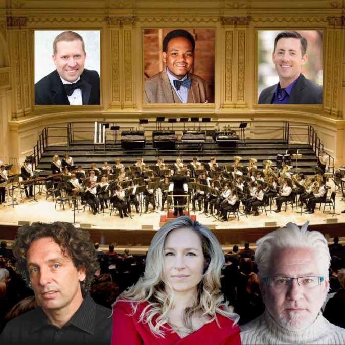 Reflections on Unity at Carnegie Hall