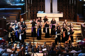 Cantabile Youth Singers Commissions Extended Work for World Choral Symposium