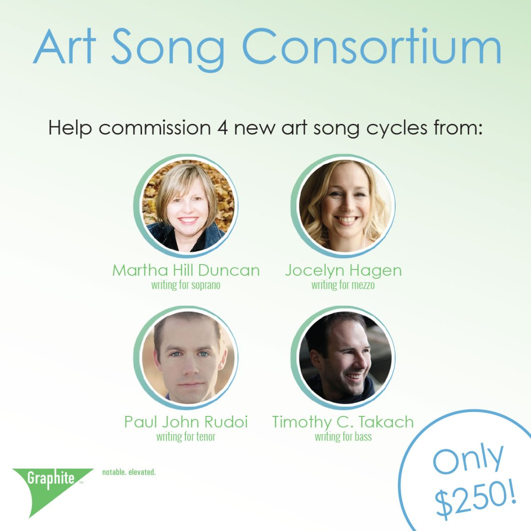 New Art Song Cycle for Mezzo-Soprano, String Quartet, and Piano