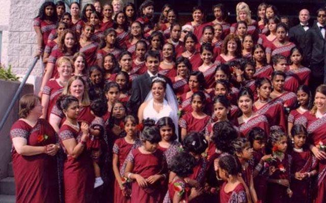Hochzeitsrekorde des GuinnessBuches  jocelynkelleycom