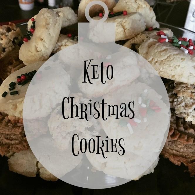 Keto Christmas Cookies Jocelyn Lately