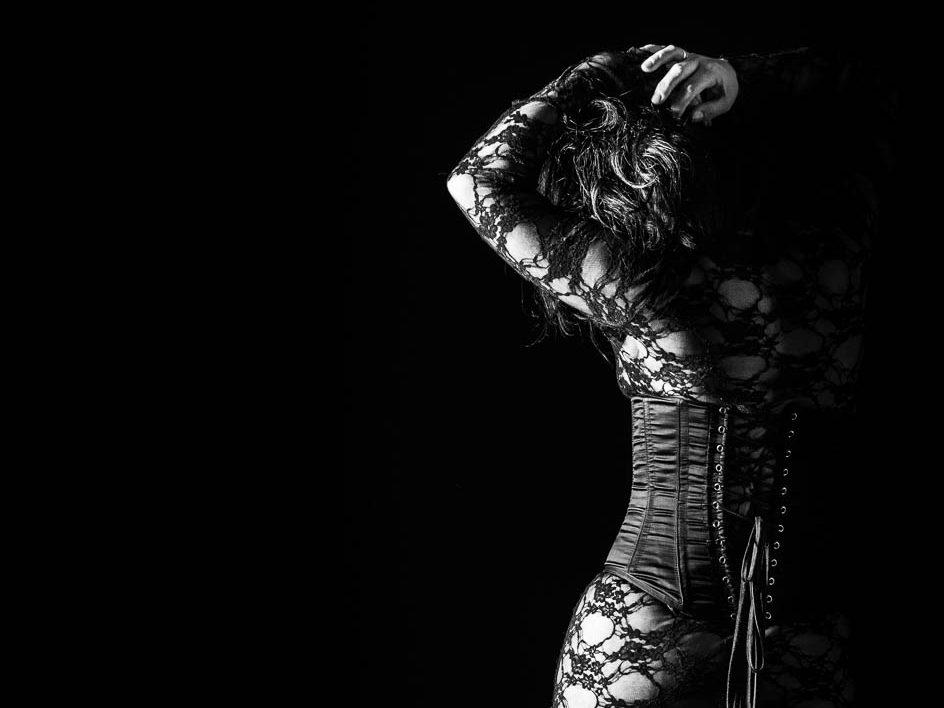 Stephanie – Korsett
