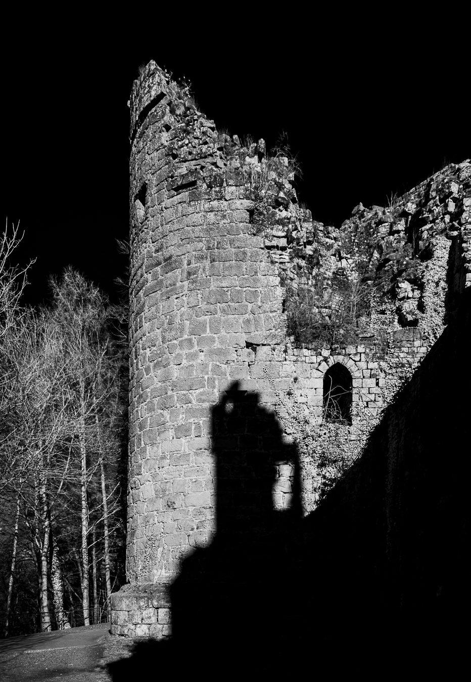 Burg Neuscharfeneck #1