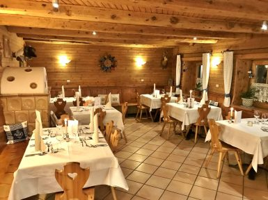 Stube Wastl Dolomiten Restaurant & Genusshotel Jochgrimm
