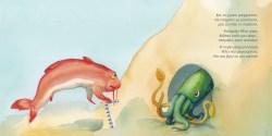 Ο αρραβώνας της γοργόνας | Το μπαρμπούνι και το καλαμάρι