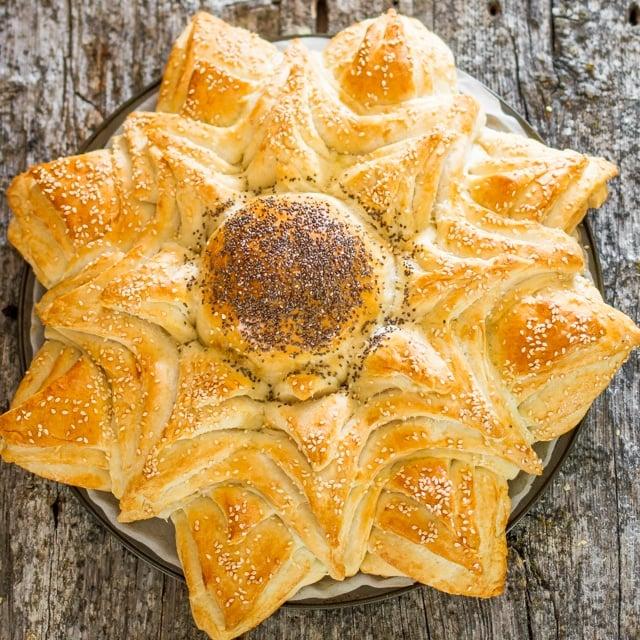 Sunflower Bread Jo Cooks