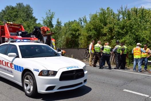 Accident I95 photo 1