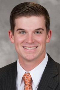 Campbell's Matt Parrish has been named to the Capital One Academic All-America Division I Baseball Team