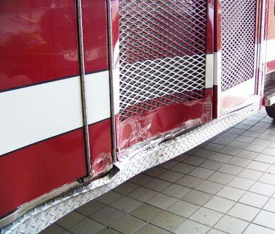 Fire Truck Damage 2