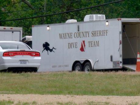Wayne County Dive Team
