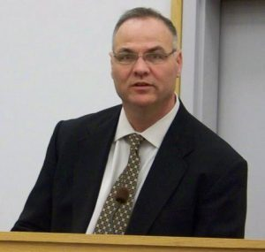 Smithfield Town Manager Michael Scott has admitted he asked a police officer formerly under his command as Smithfield police chief to remove a personal Facebook posting made by the officer while off duty. The posting was about the department's crime and turnover rate while under Scott's leadership. JoCoReport.com File Photo