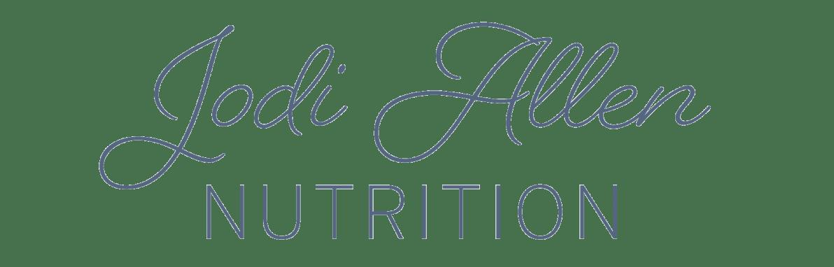 Jodi Allen Nutrition