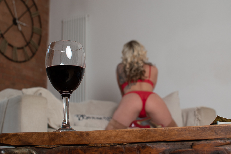 Red Underwear or Red Wine, what would you prefer?