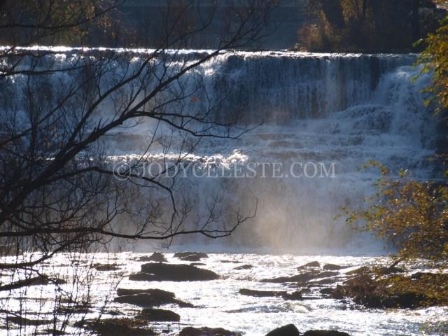 Sunny Water Fall