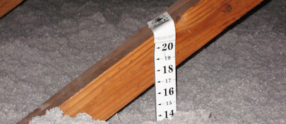 attic insulation chattanooga