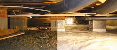 crawlspace chattanooga