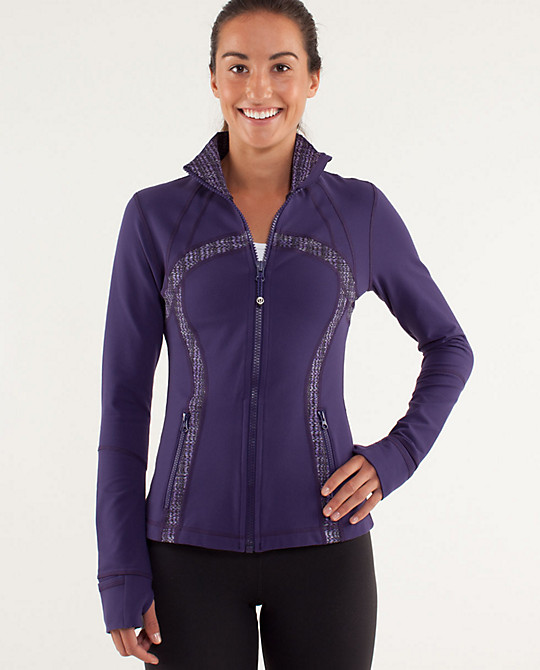 A jacket from Lululemon is a must have for female travellers