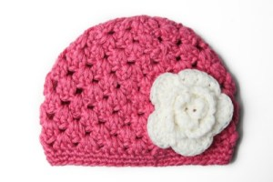 fashionable girls winter hat