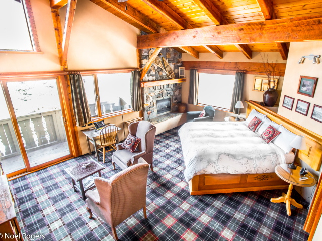 boutique hotel canmore