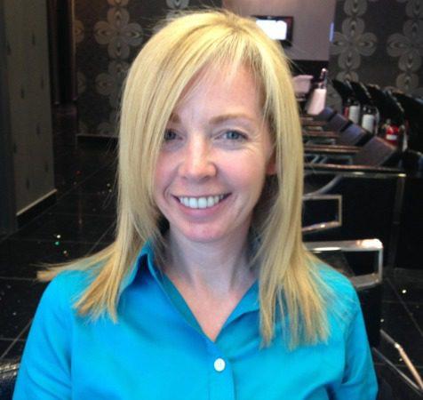 BTX botox hair treatment