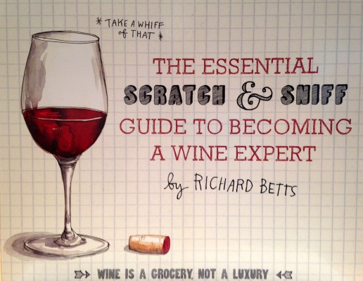 The essential scratch and sniff guide