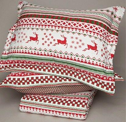 reindeer quilt